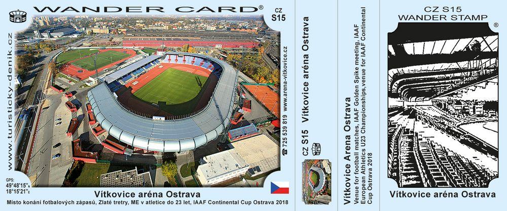 Vitkovice arena Ostrava