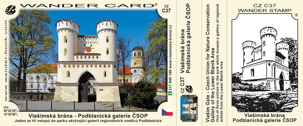 Vlašimská brána – Podblanická galerie ČSOP