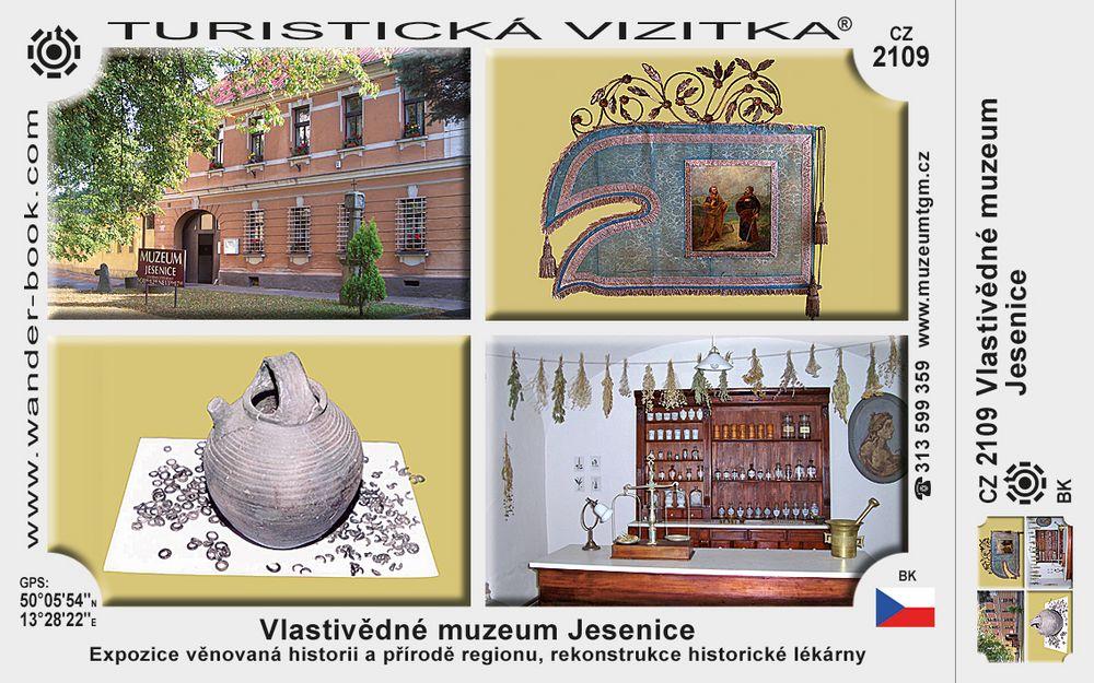 Vlastivědné muzeum Jesenice