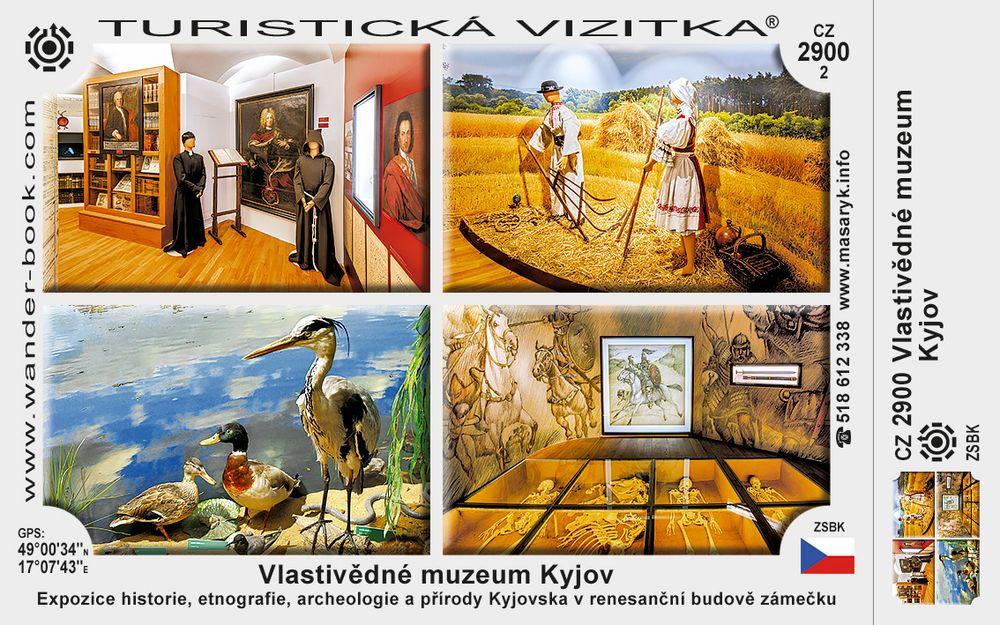 Vlastivědné muzeum Kyjov