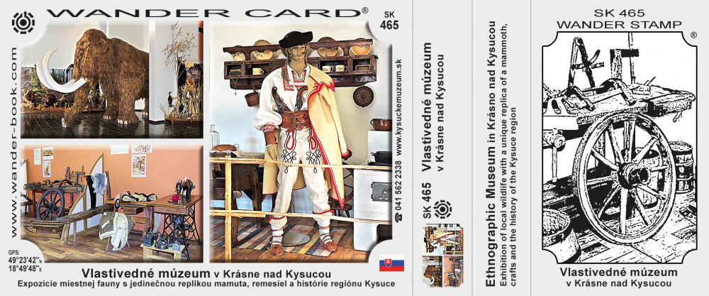 Vlastivedné múzeum v Krásne nad Kysucou