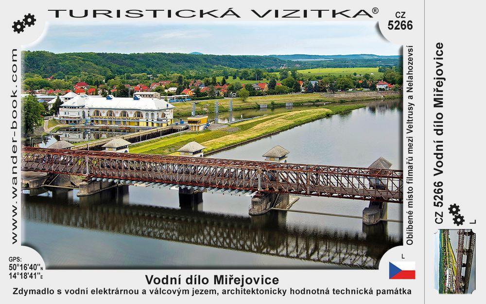 Vodní dílo Miřejovice