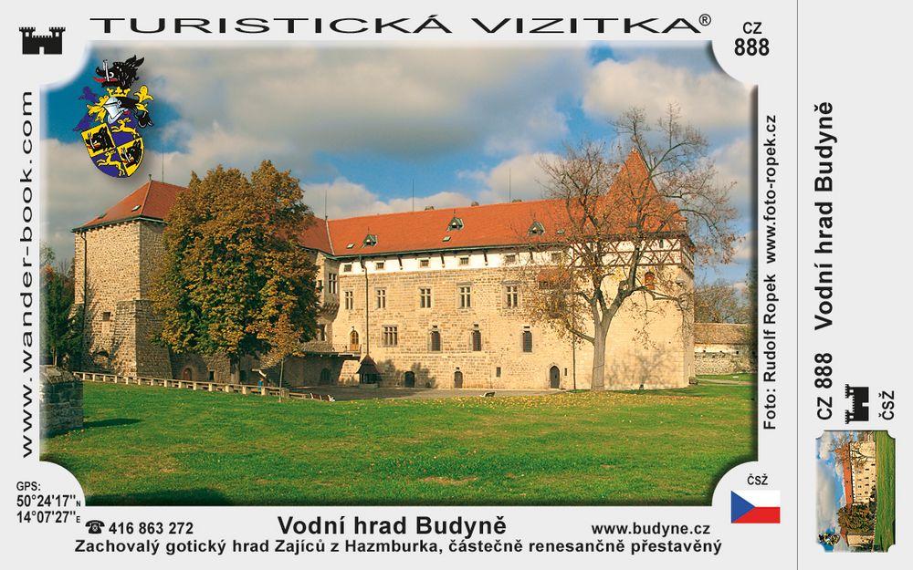 Vodní hrad Budyně