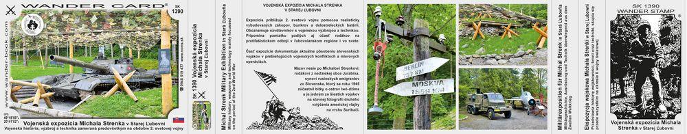 Vojenská expozícia Michala Strenka v Starej Ľubovni