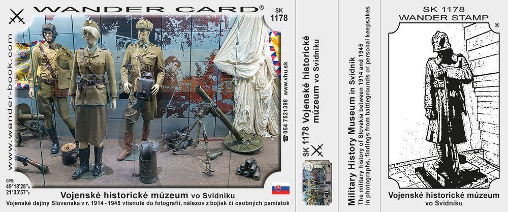Vojenské historické múzeum vo Svidníku