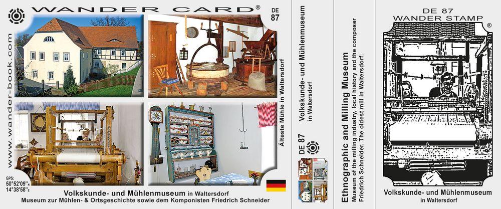 Volkskunde- und Mühlenmuseum