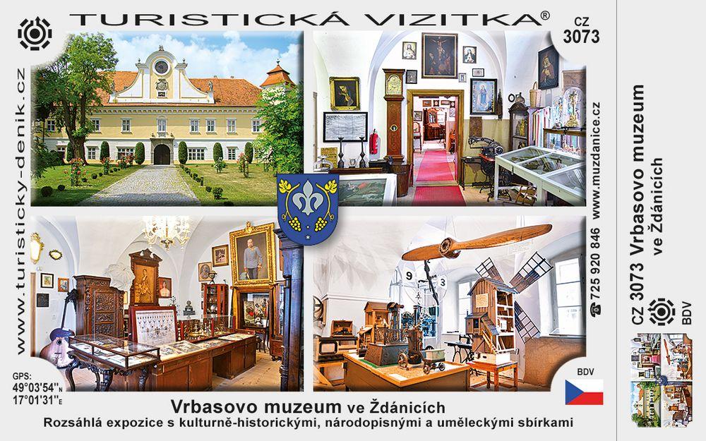 Vrbasovo muzeum ve Ždánicích
