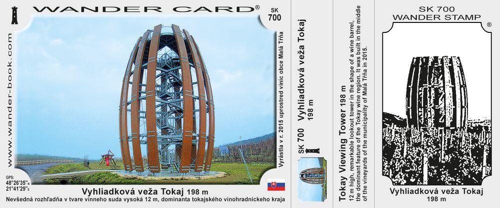 Vyhliadková veža Tokaj