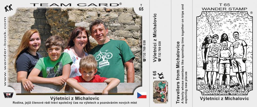 Výletníci z Michalovic