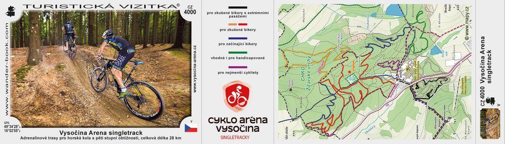 Vysočina Arena singletrack