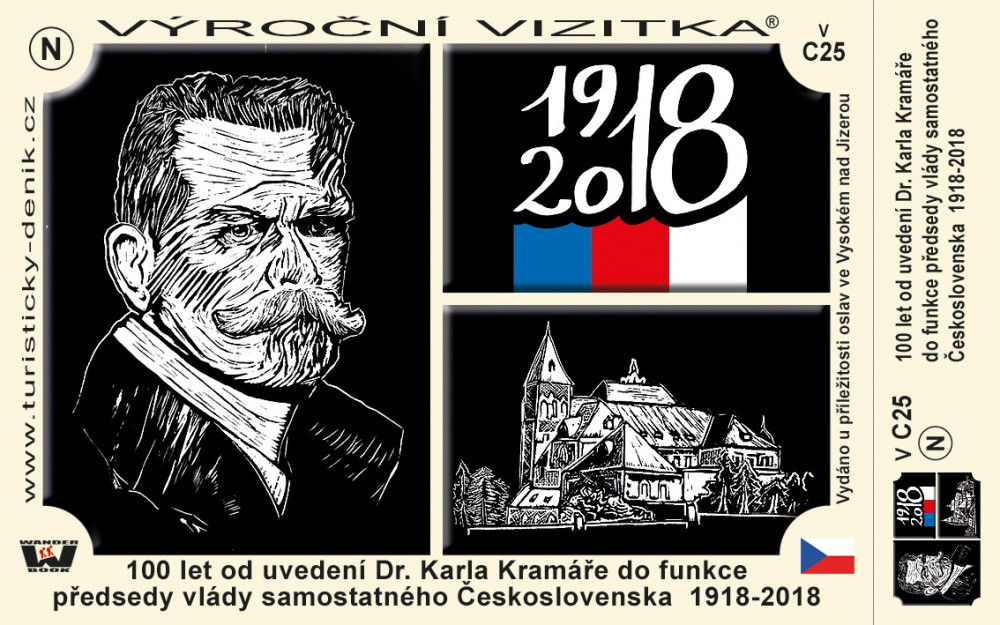 Vysoké Kramář 100 let