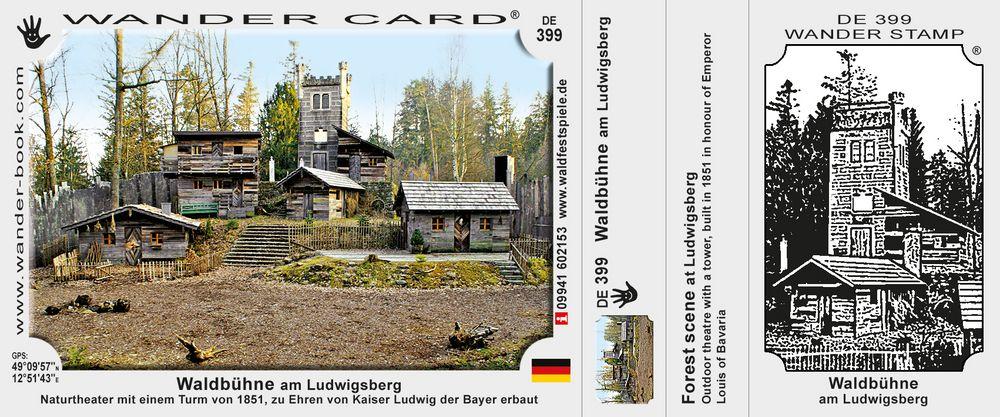 Waldbühne am Ludwigsberg