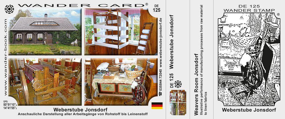 Weberstube Jonsdorf