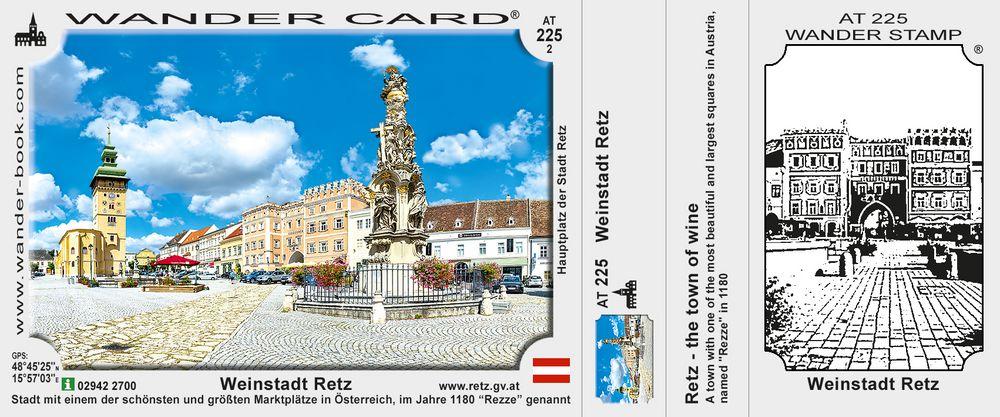Weinstadt Retz