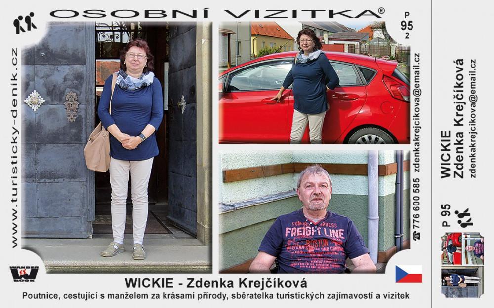 WICKIE - Zdenka Krejčíková