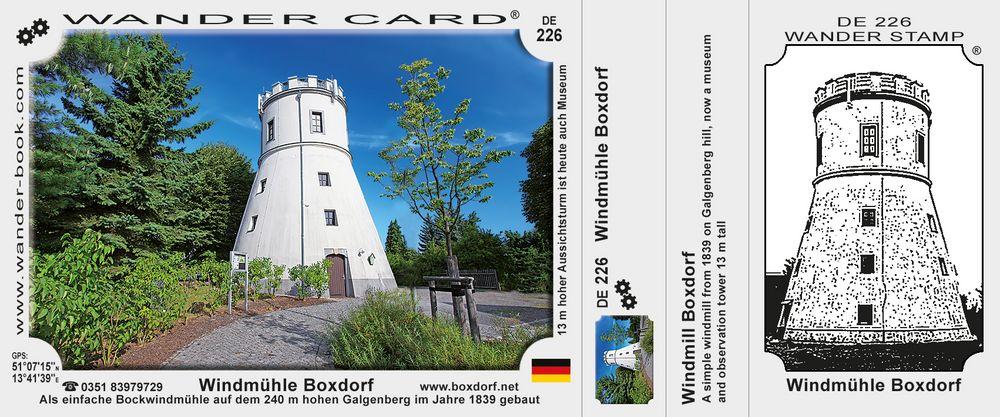 Windmühle Boxdorf