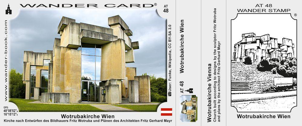 Wotrubakirche Wien