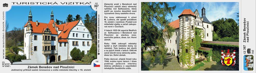 Zámek Benešov nad Ploučnicí