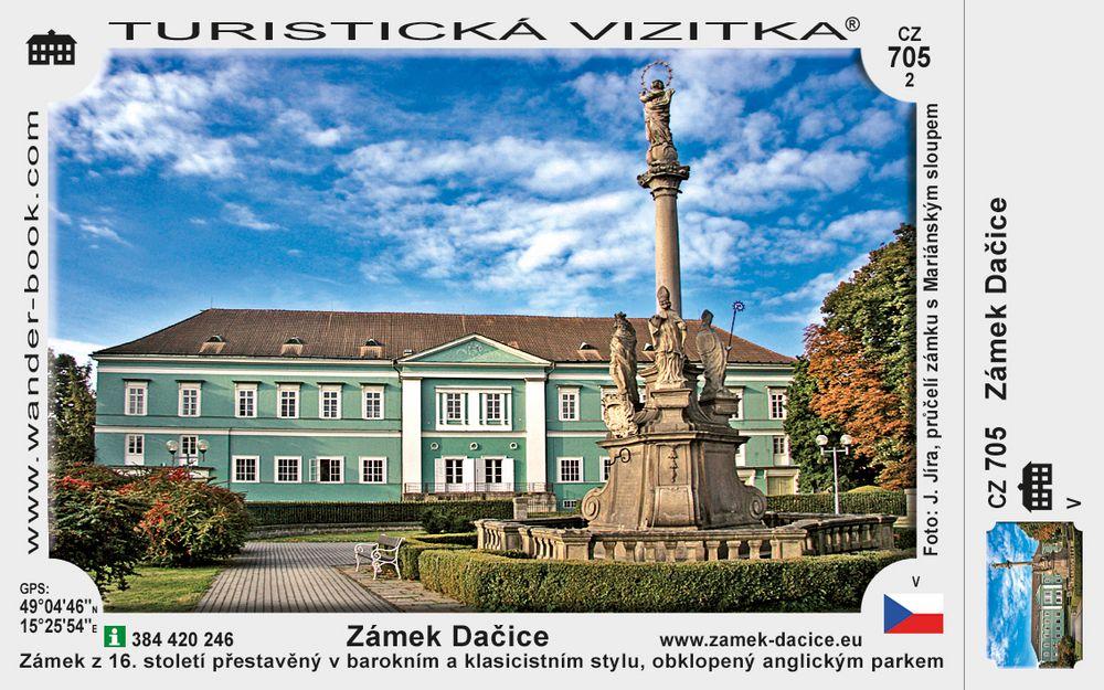 Zámek Dačice