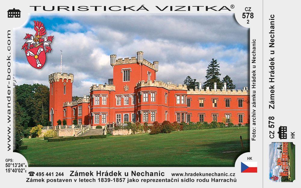 Zámek Hrádek u Nechanic