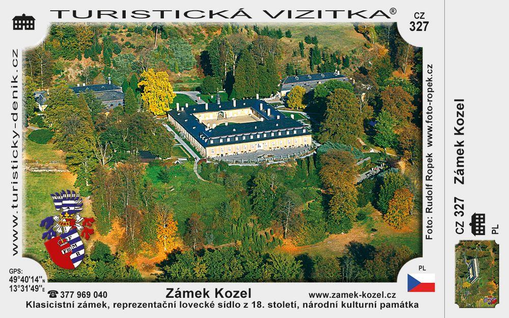 Zámek Kozel