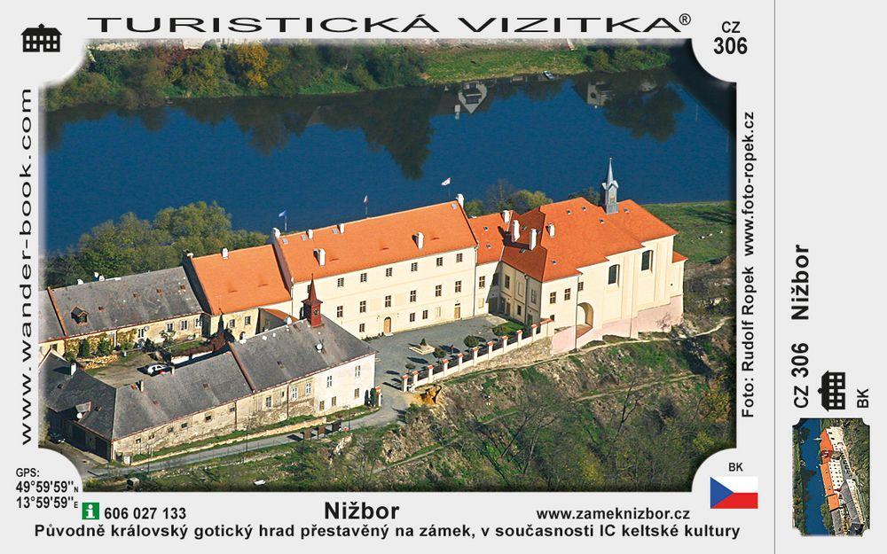 Zámek Nižbor