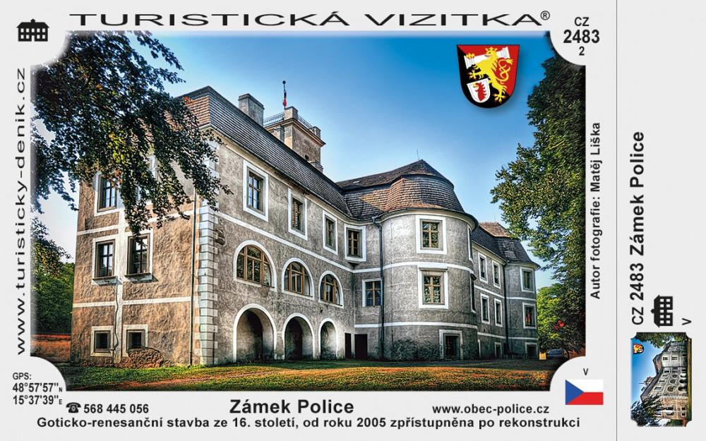 Zámek Police