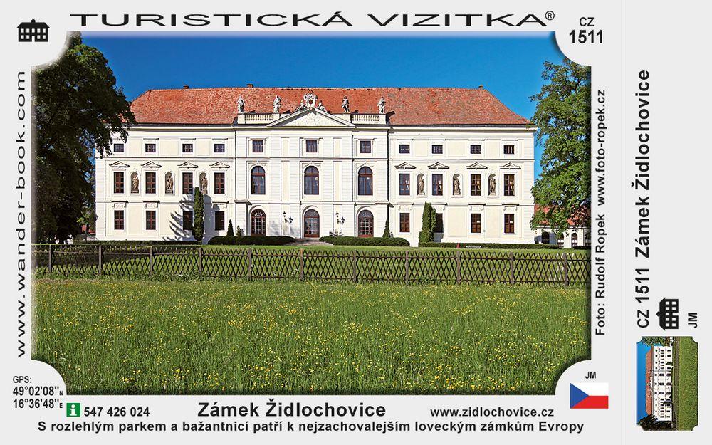 Zámek Židlochovice