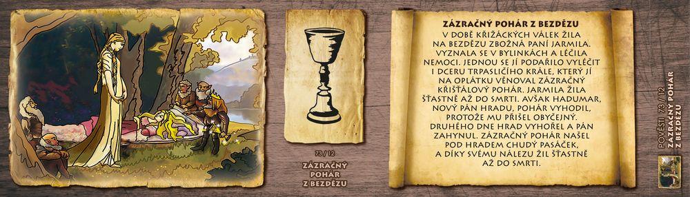 Zázračný pohár z Bezdězu