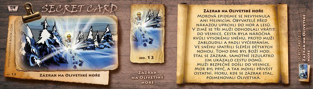 Zázrak na Olivetské hoře