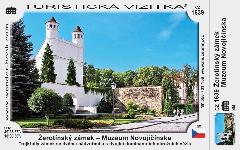 Žerotínský zámek - Muzeum Novojičínska