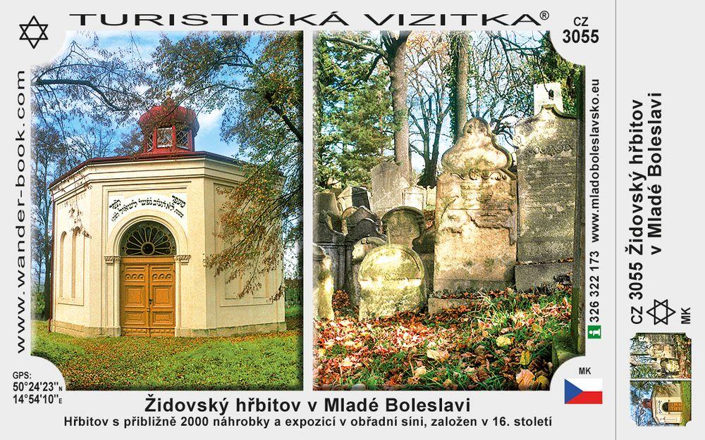 Židovský hřbitov v Ml. Boleslavi