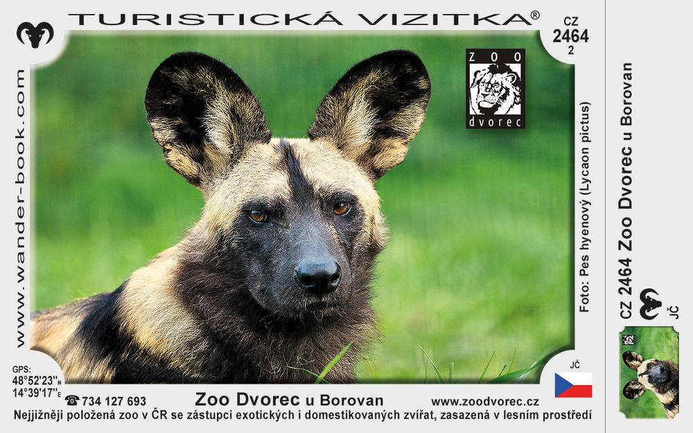 Zoo Dvorec u Borovan