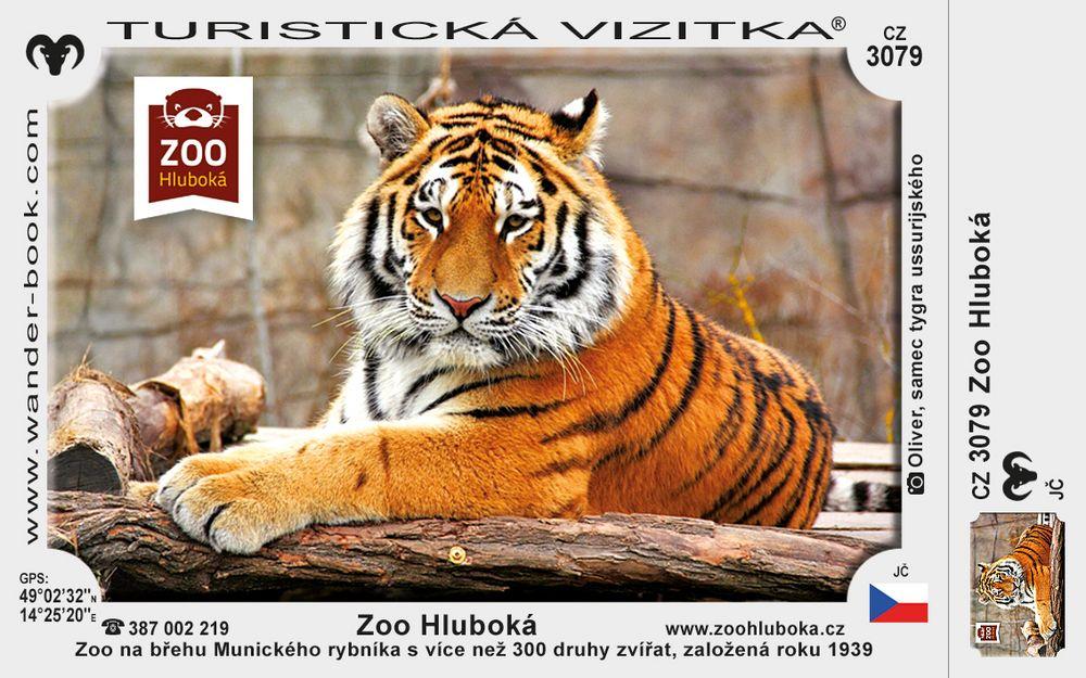 Zoo Hluboká