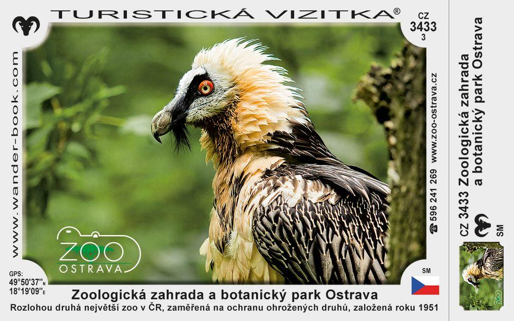 Zoologická zahrada a botanický park Ostrava
