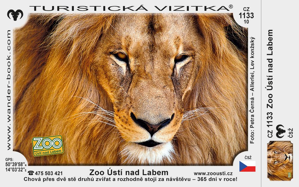Zoologická zahrada Ústí nad Labem