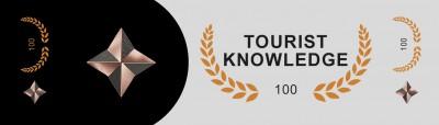 TOURIST KNOWLEDGE 100