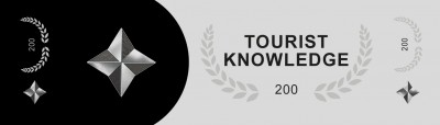 TOURIST KNOWLEDGE 200