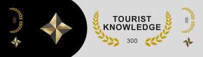 TOURIST KNOWLEDGE 300