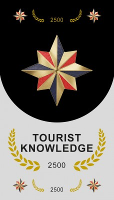 TOURIST KNOWLEDGE 2500