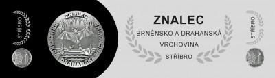 Znalec – Brněnsko a Drahanská vrchovina 100
