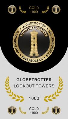 Světoběžník – Rozhledny a vyhlídkové věže 1000