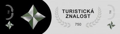 TURISTICKÁ ZNALOST  750