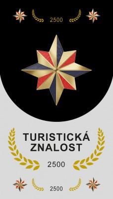 TURISTICKÁ ZNALOST 2500